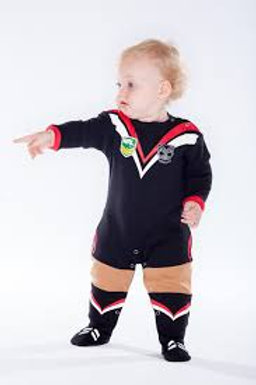Warriors onesie - infants