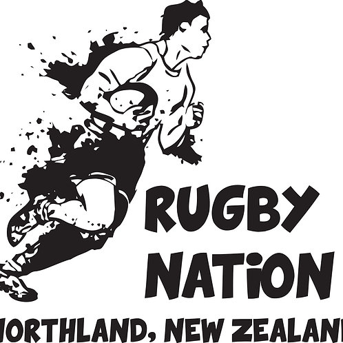 Rugby nation tee