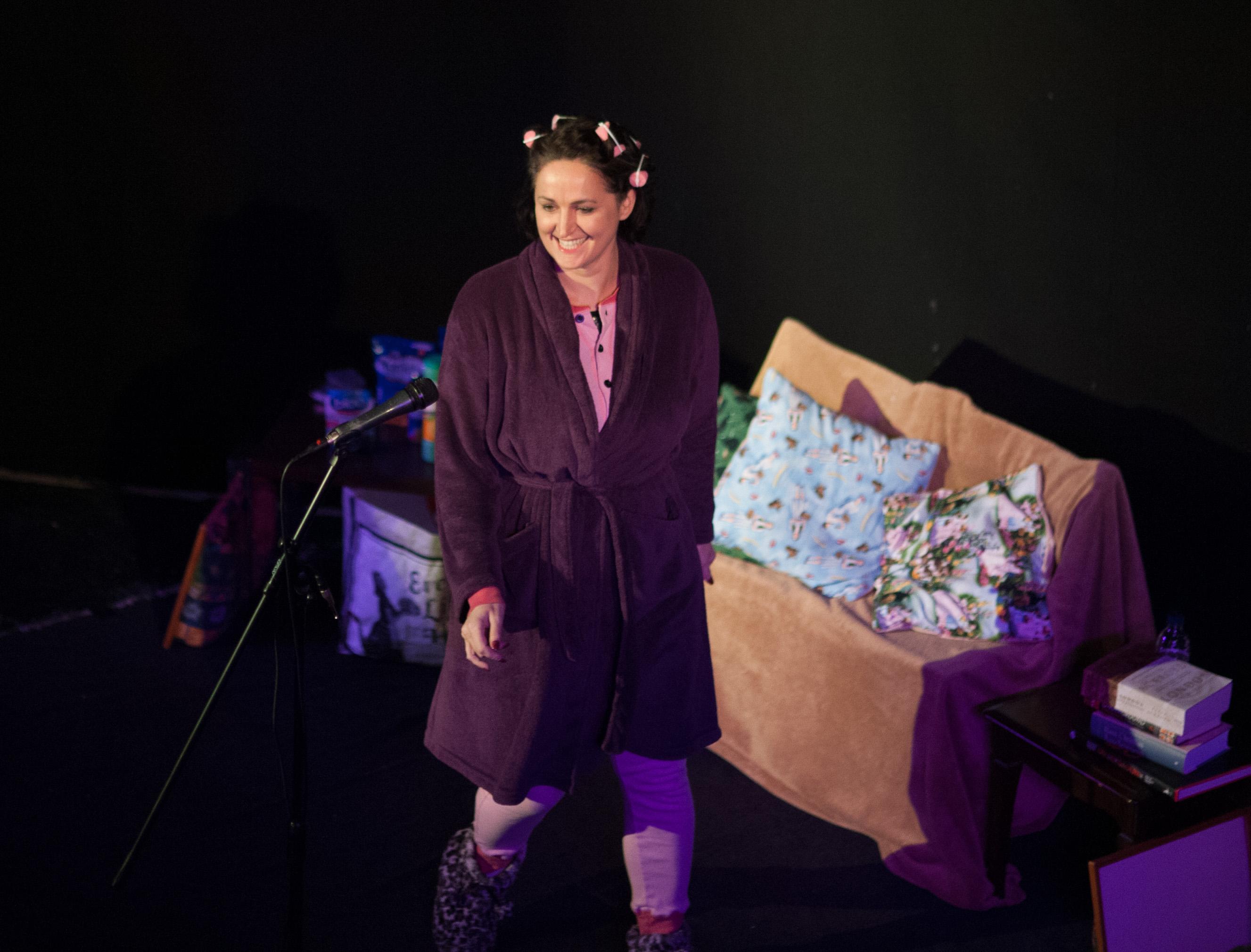 Suburbaret 1: Celia Delaney