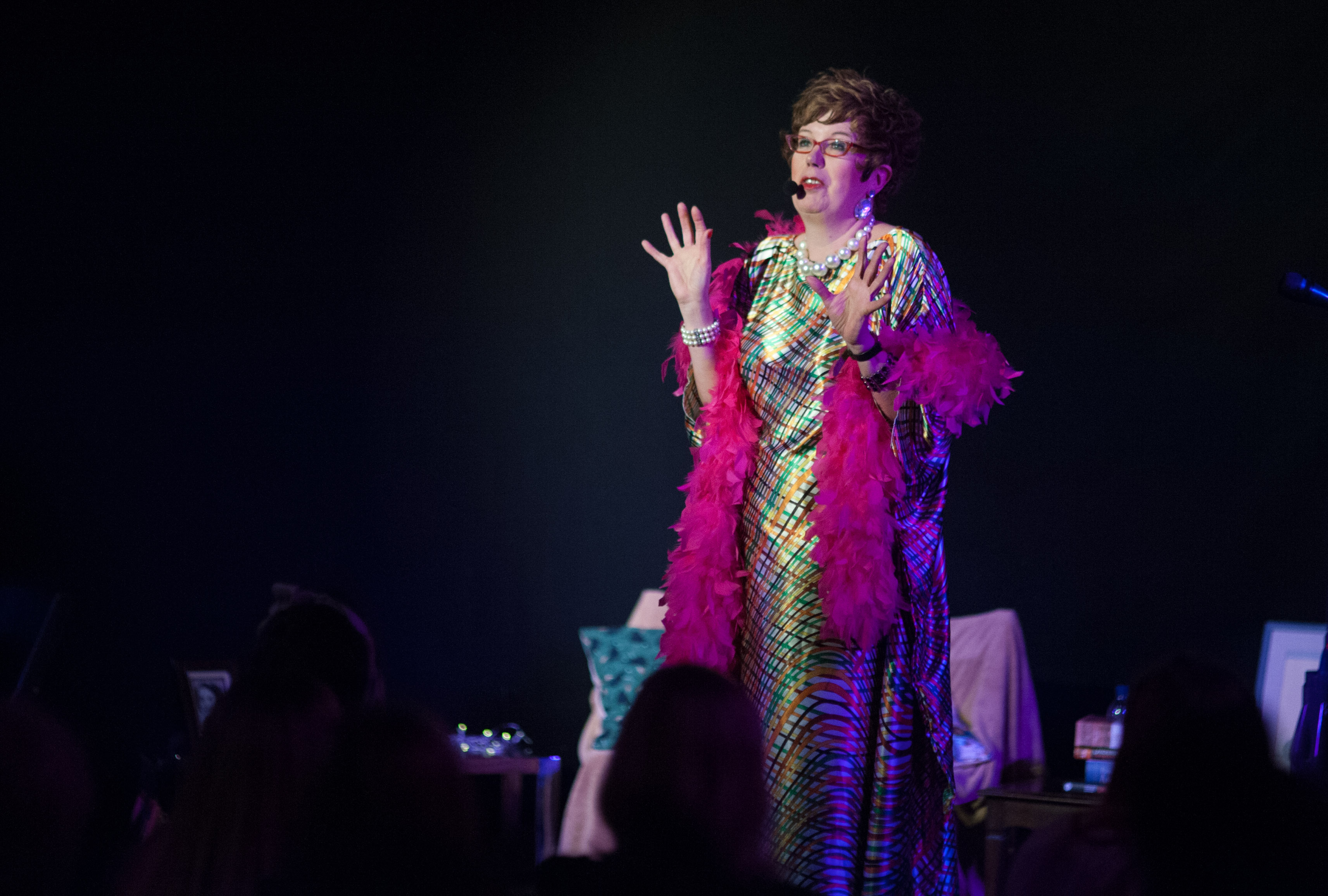 Suburbaret 1: Lorraine Bowen