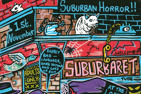 Suburban Horror Show poster