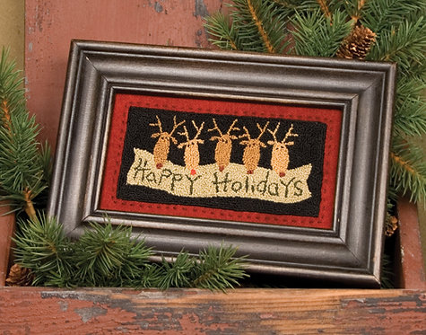 #676 Reindeer Cheer