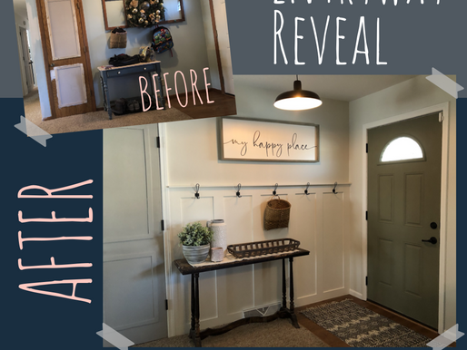 Entryway Reveal