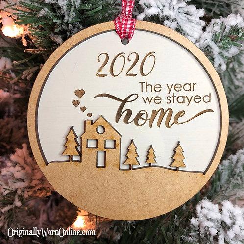 2020 Home Ornament