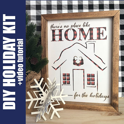 DIY Pre-Cut Kit: Holiday Kit