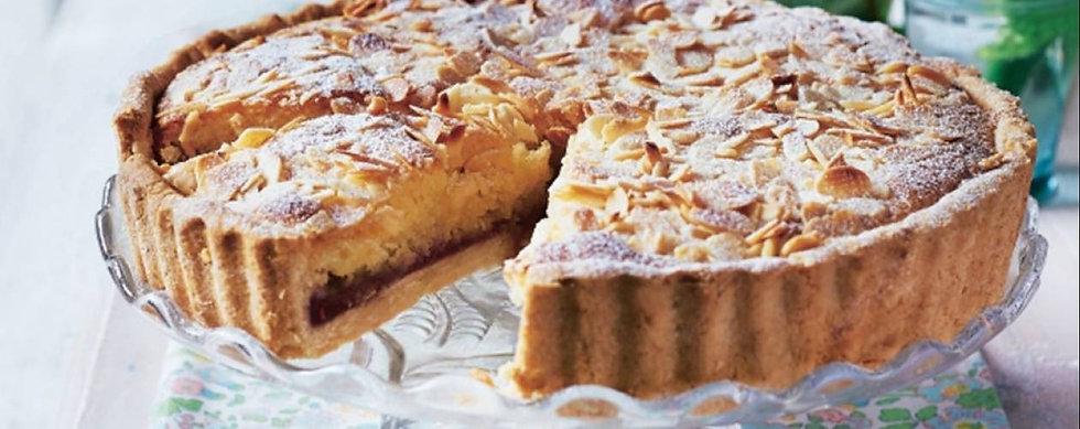 "6"" Raspberry Bakewell Tart"