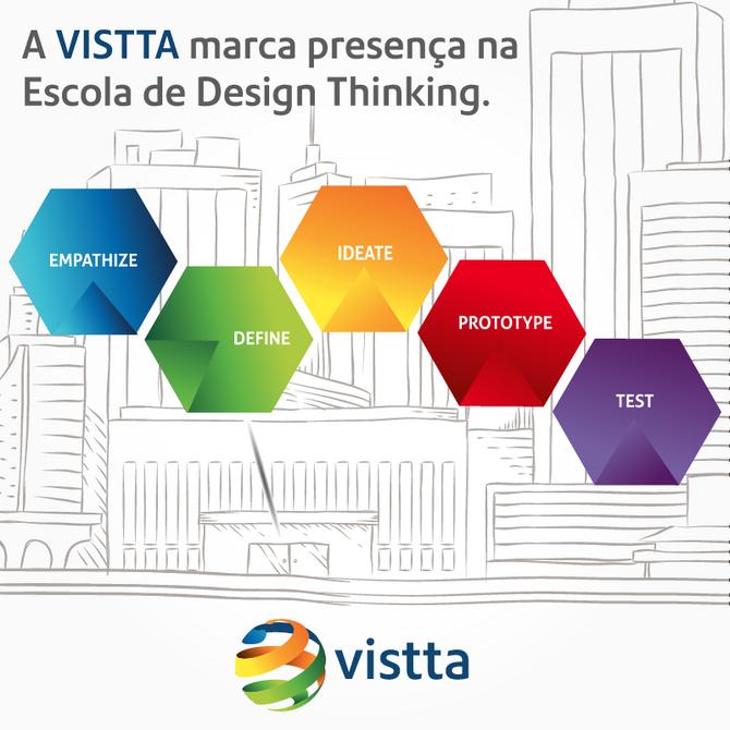 Vistta promove inovações no mercado através do Business Design