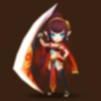 MARUNA Fire Boomerang Warrior