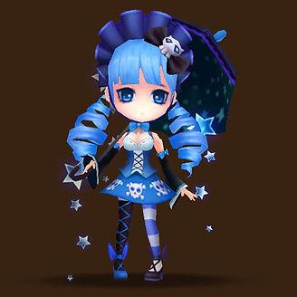 ANAVEL Water Occult Girl.jpg