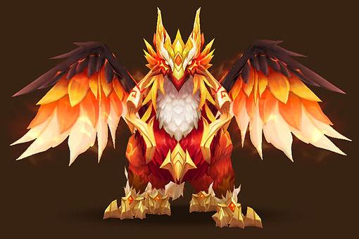SPECTRA Fire Griffon