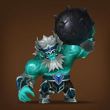 BAGIR Water Giant Warrior