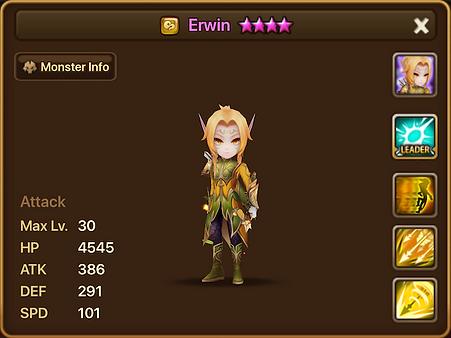 ERWIN Wind Elven Ranger