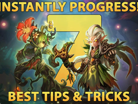 7 Best Summoners War Tips and Tricks For Early-Mid Game (2021)