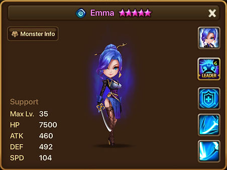 EMMA Water Neostone Agent