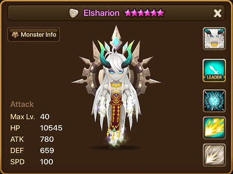 ELSHARION Light Ifrit