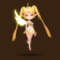 FRAN Light Fairy Queen