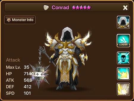 CONRAD light death knight