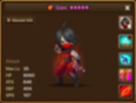 GARO Fire Ninja
