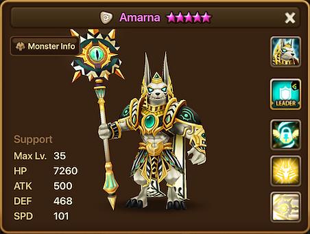 AMARNA Light Anubis