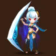 SABRINA Water Boomerang Warrior
