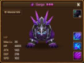 GORGO Dark Warbear