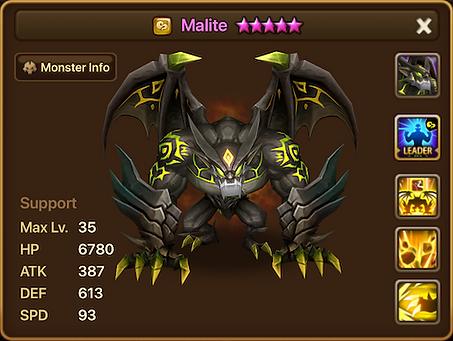 MALITE Wind Gargoyle