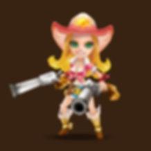 LOREN Light Cowgirl