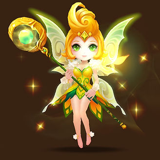 SHANNON Wind Pixie