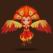 COLLEEN Fire Harpu