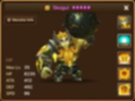 SKOGUL wind giant warrior