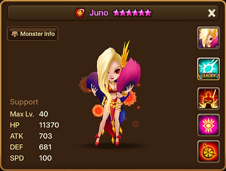 JUNO Fire Oracle