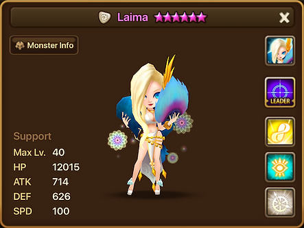 LAIMA Light Oracle