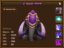 BASALT Dark Battle Mammoth