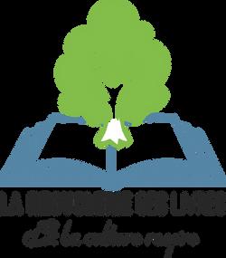 logo la recyclerie des livres 2017