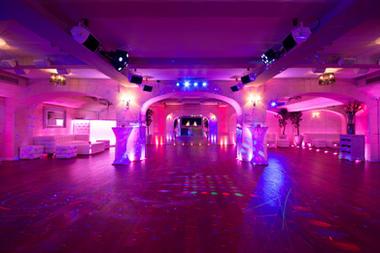 Le Colisée - Salle de réception Paris