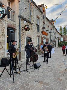 Orchestre au village de Sully