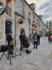 Orchestre au village de Sully