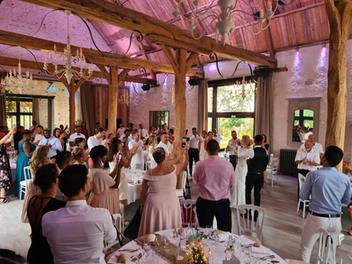 Mariage au Clos de l'Orangerie