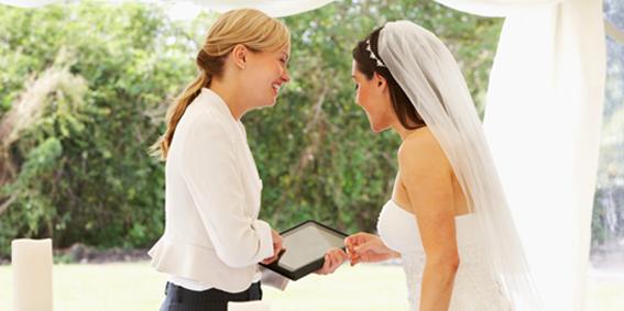Relation loueur de salle / Wedding planner