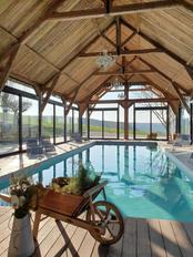 La piscine du Clos