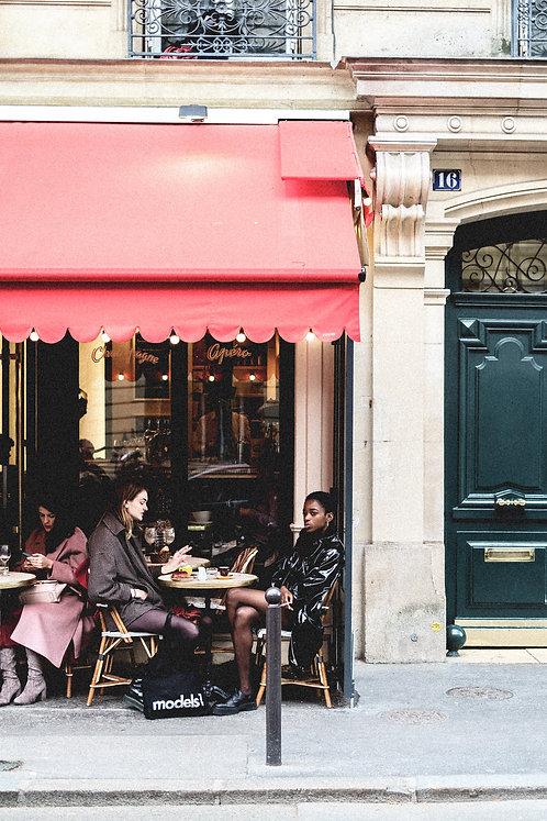 """Preset """"STREET-PARIS"""" für Lightroom MOBIL"""