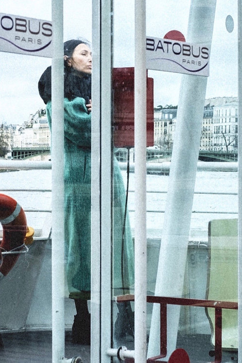 PARIS No. 3 inkl. Rahmung