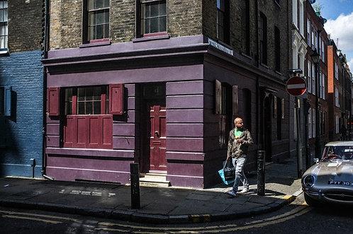 LONDON No. 2 inkl. Rahmung
