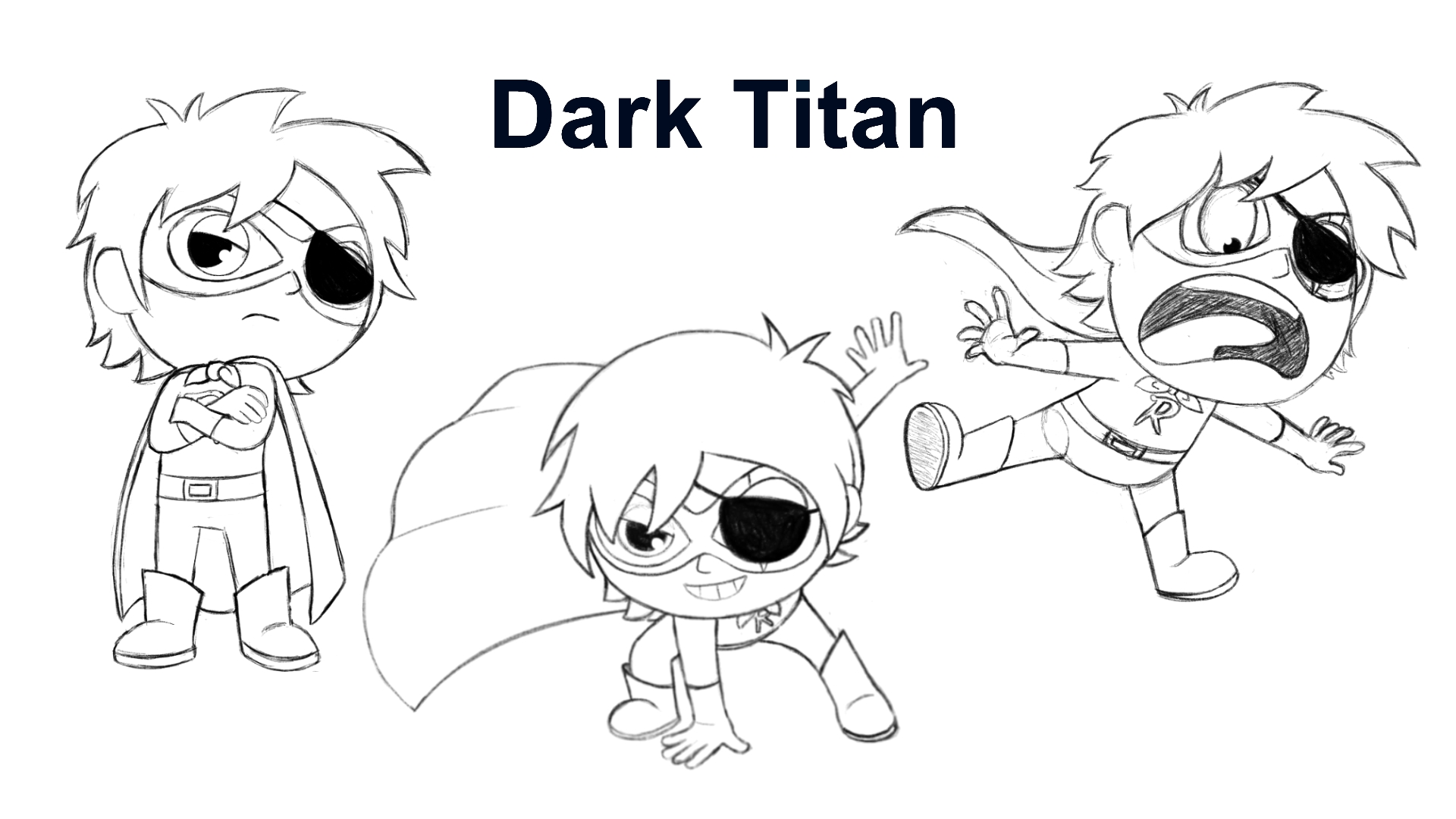 Character Sheet DarkTitan