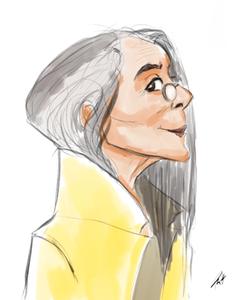Distinguished Woman