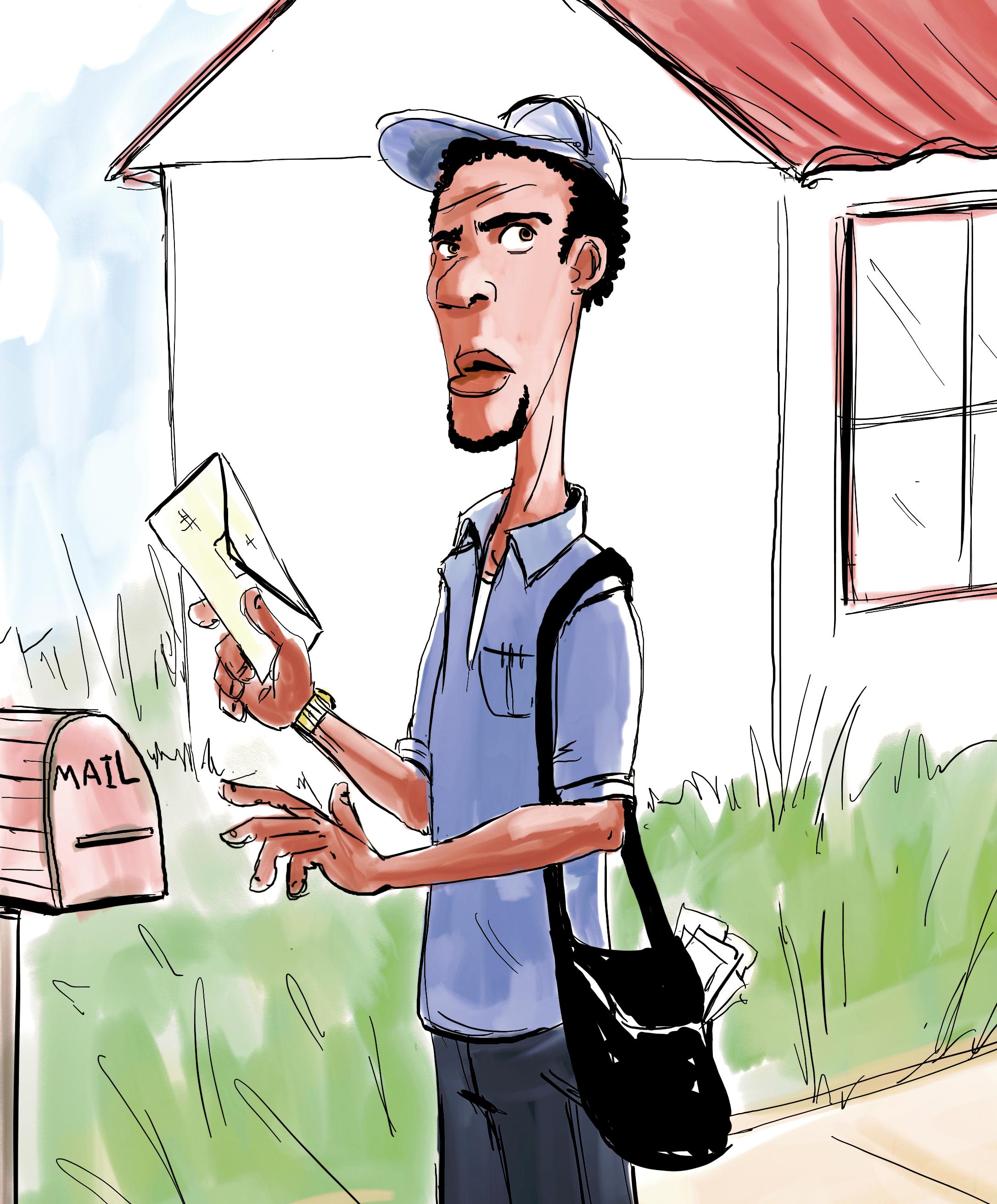 Island Postman