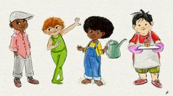 Kid Concept Designs