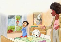 Illustration For Reading Program