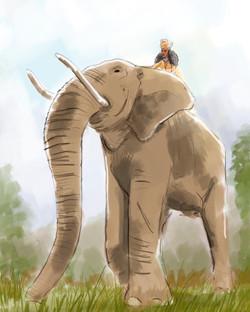 Elephant Princess