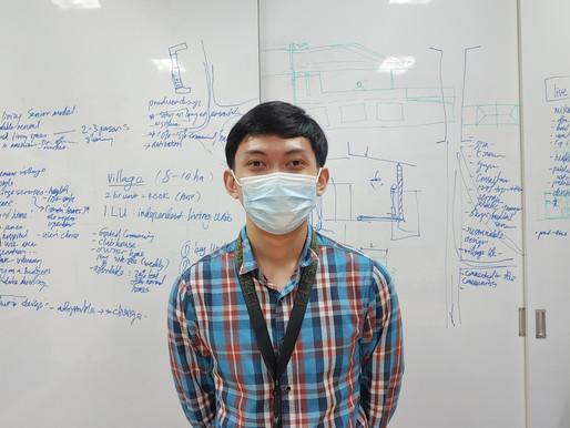 Internship at Atelier Timur Sdn Bhd